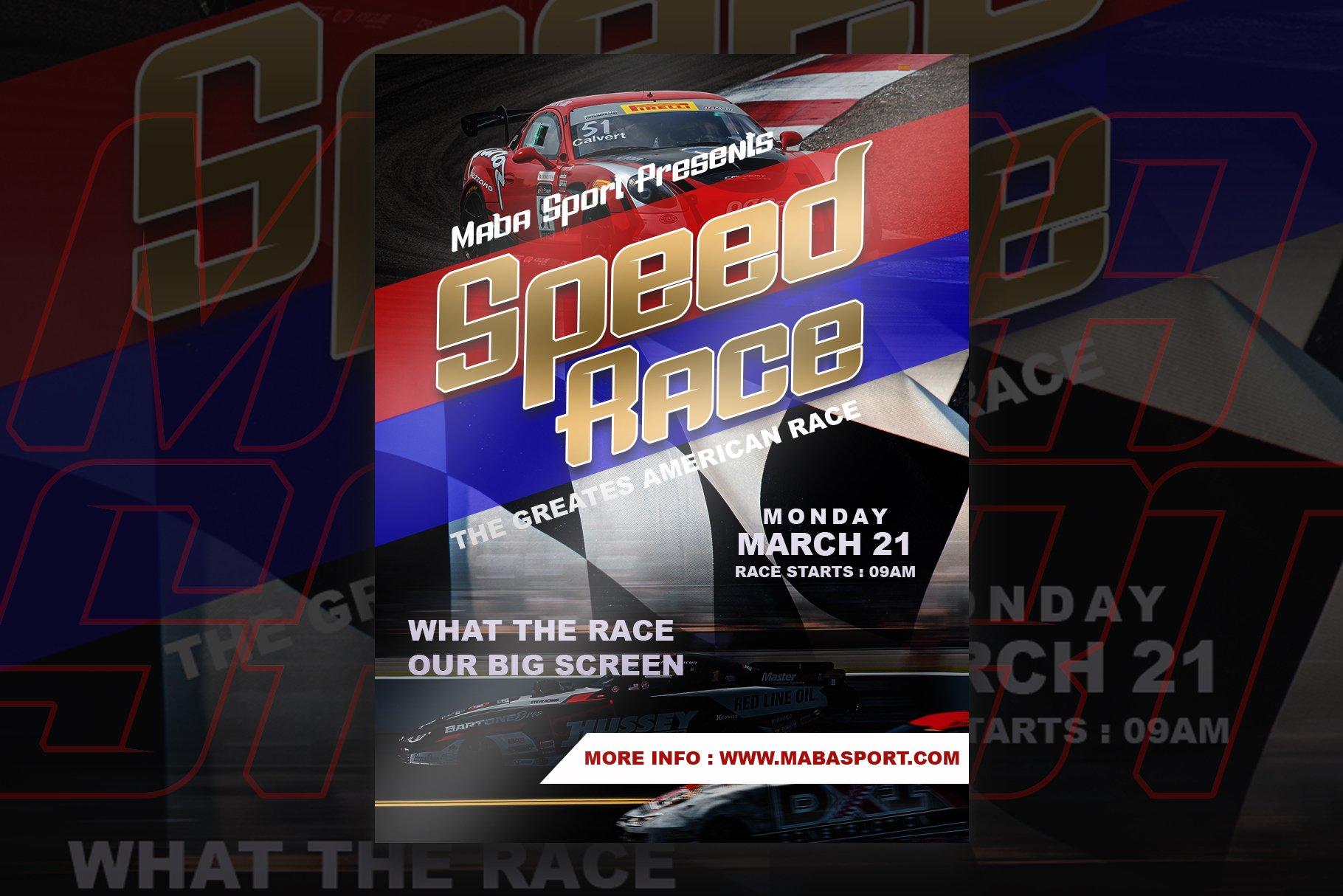 Boldness Race Font-2