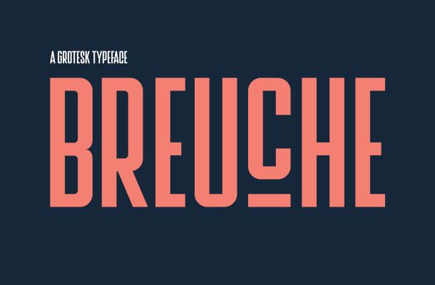 Breuche Font