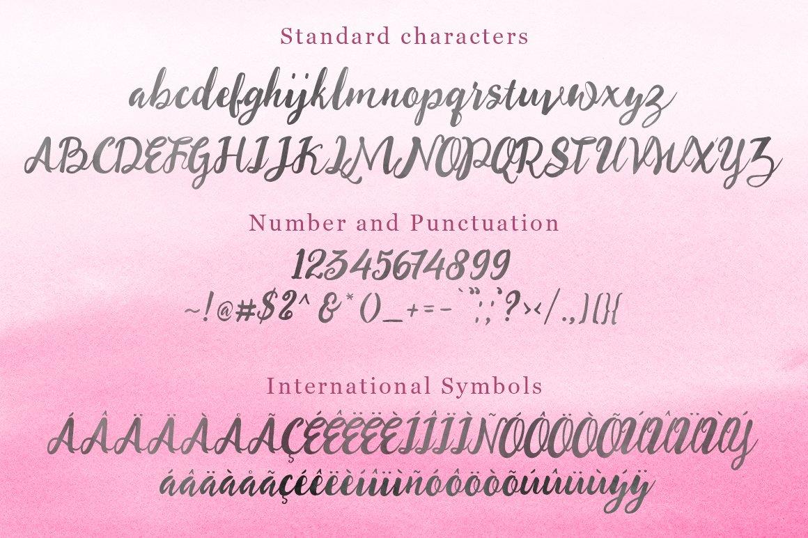 Harlington Font-3