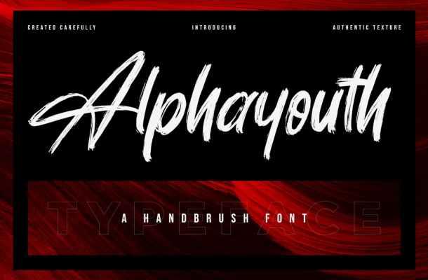 Alphayouth Font