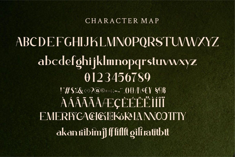 Korgen Font-3