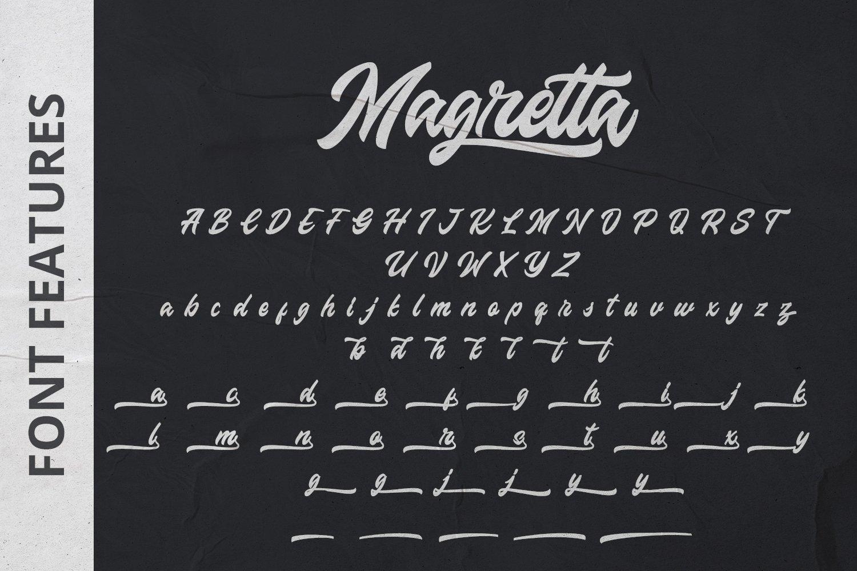 Magretta Font-3