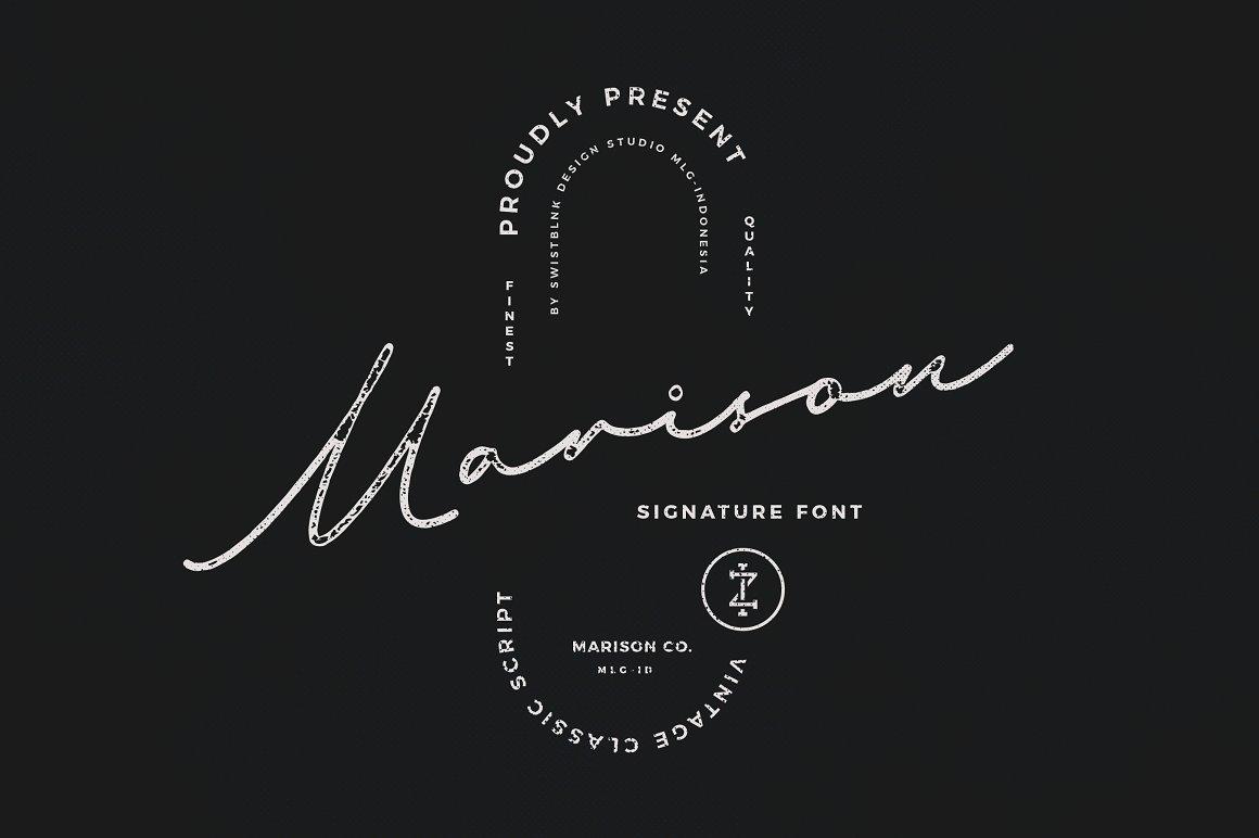 Marison Font Duo