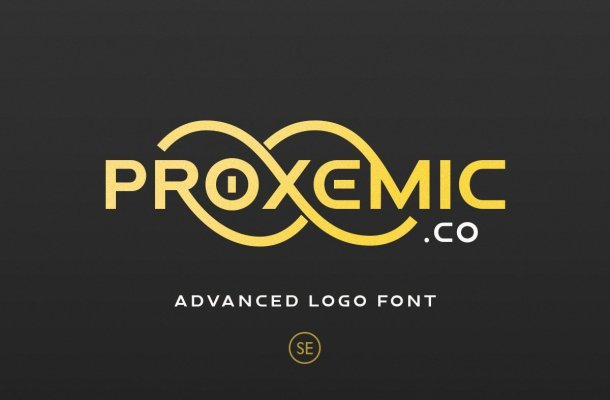 Proxemic Font