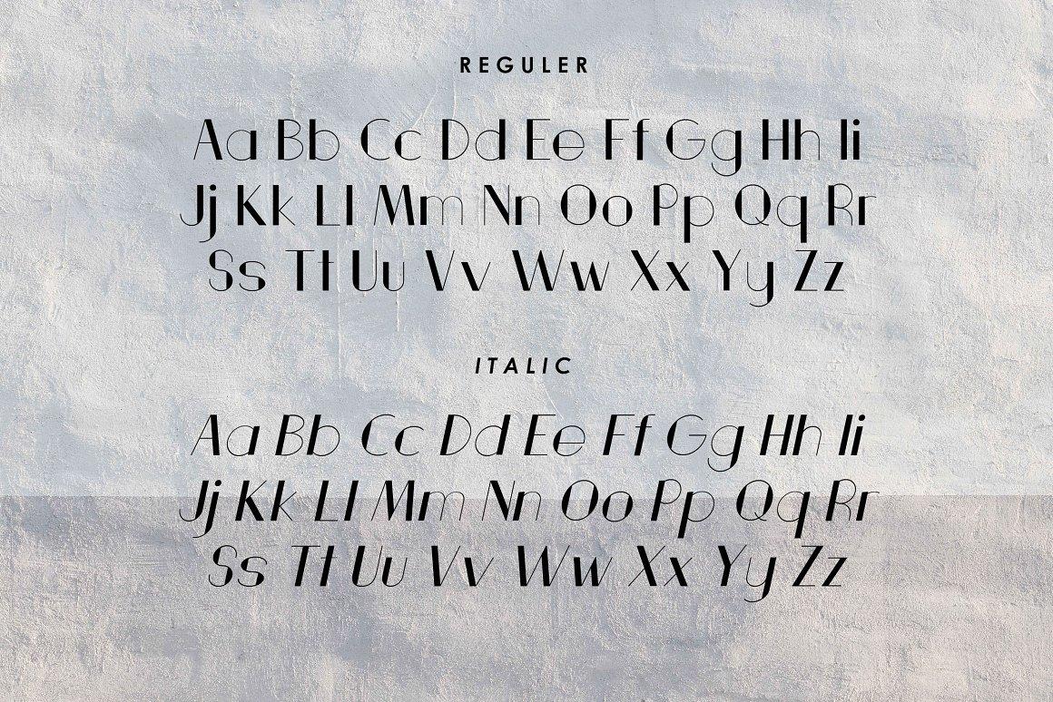 The Ruttmey Font-2