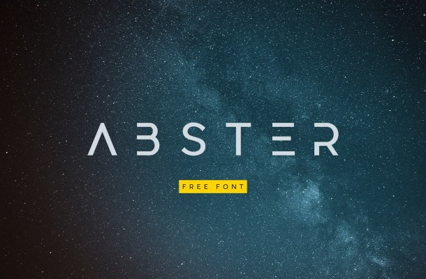 Abster Font