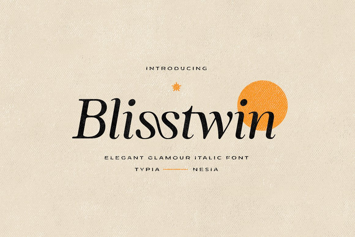 Bilsstwin Font