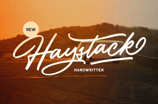 Haystack Font