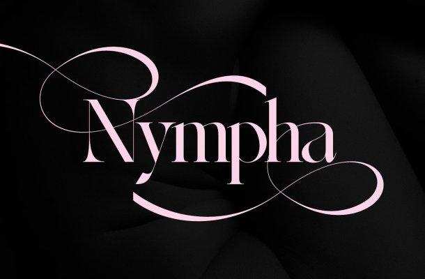 Nympha Font