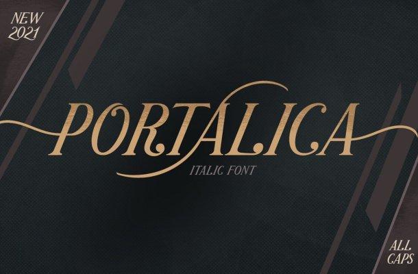 Portalica Font