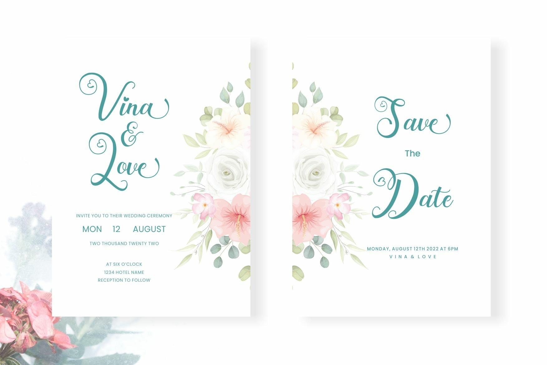 Wedding Paradise Font-2