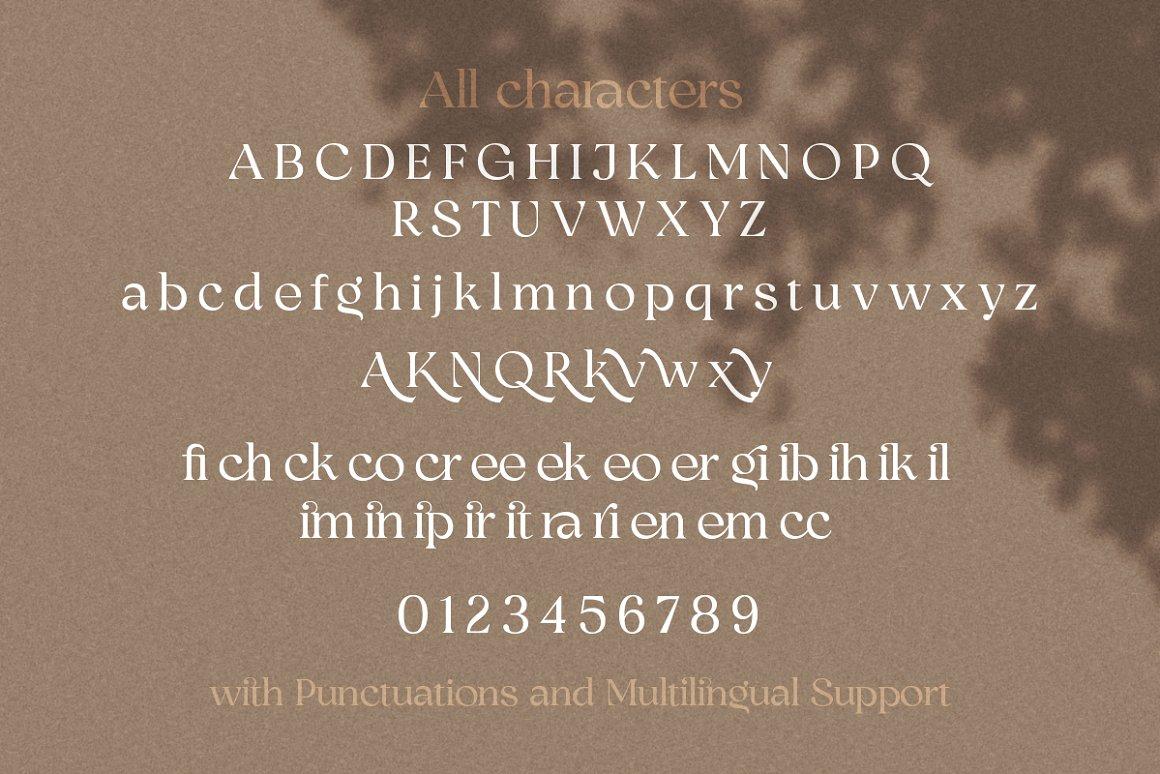 Binerka Font-3