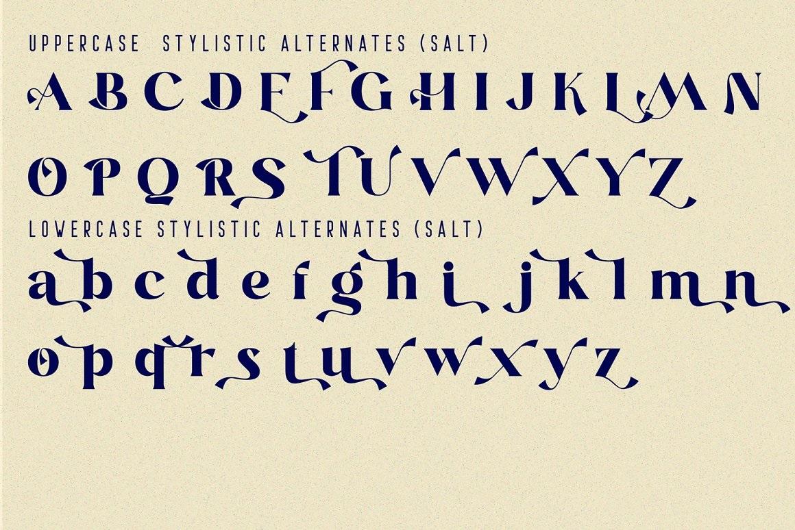 Blastula Font-3
