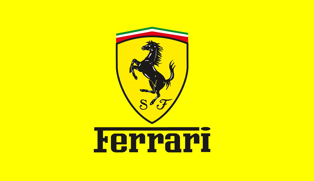 Ferrari Logo Font