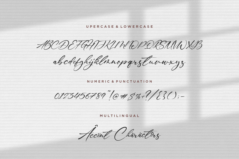 Gustavo Eastwood Font-3