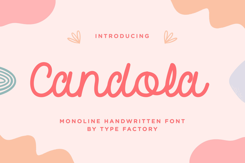 Candola Font
