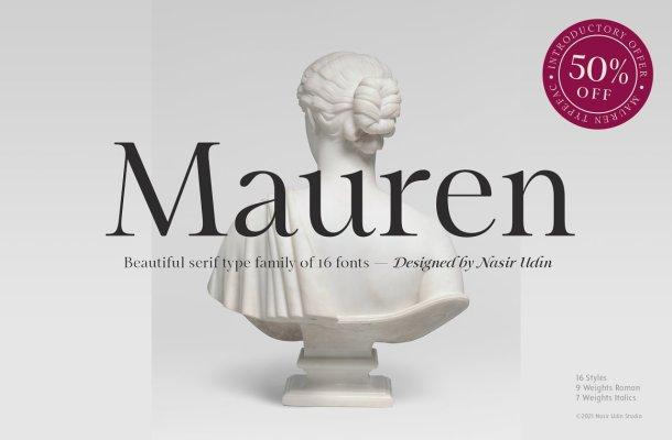 Mauren Font