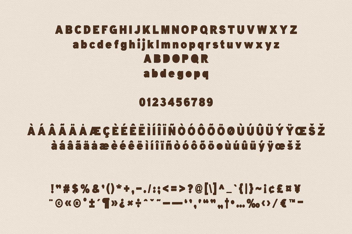 Minerva Display Font-3