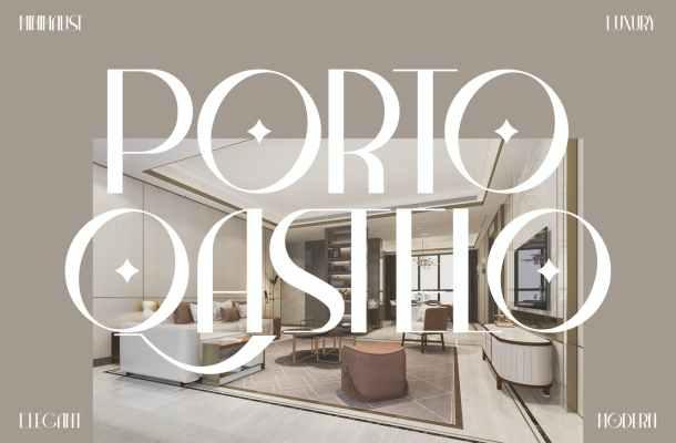 Porto Qastelo Font