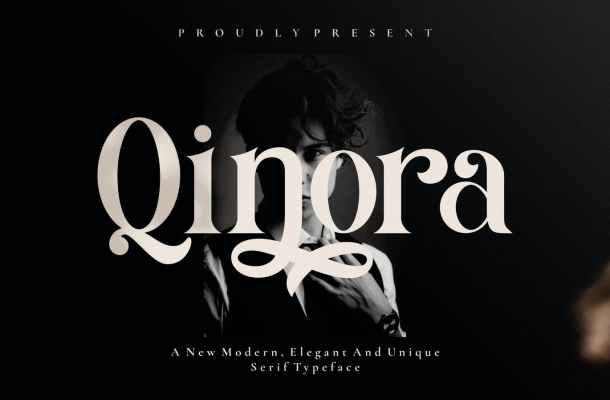 Qinora Font