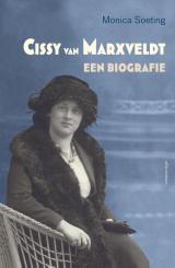 Monica Soeting - Cissy van Marxveldt biografie - omslag handelsuitgave