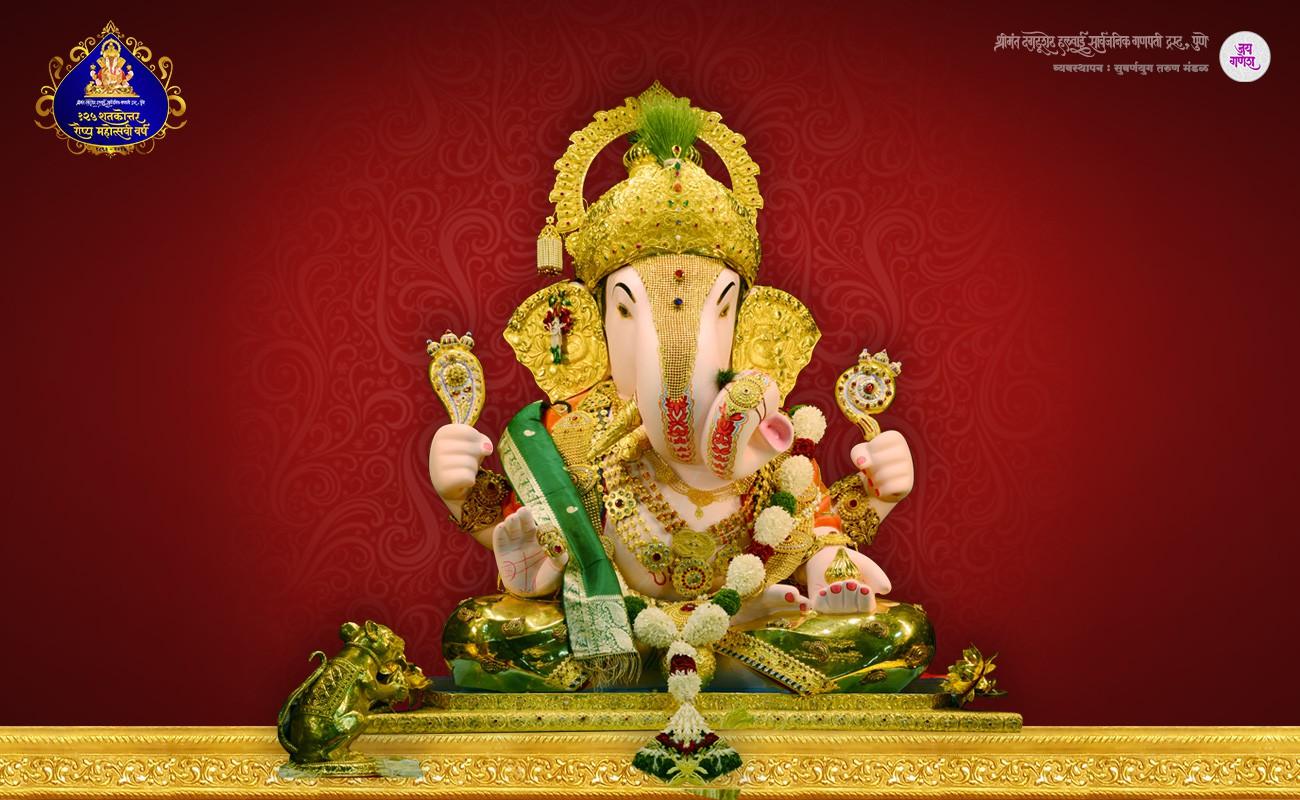 dagdusheth ganpati wallpaper photos