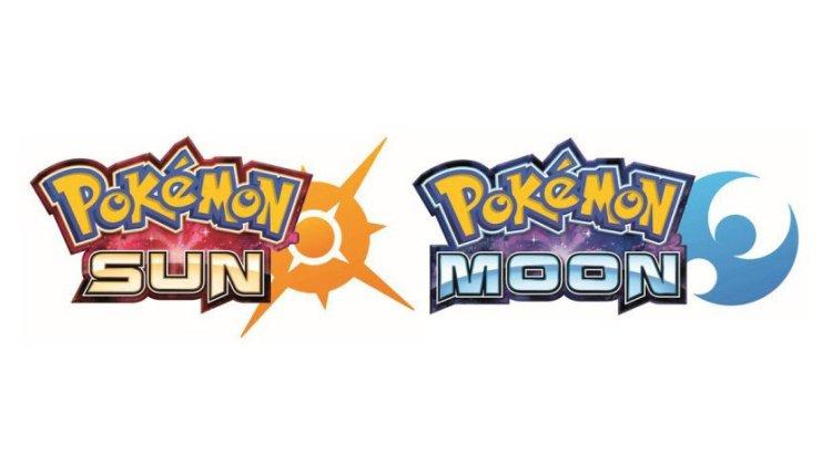 Pokemon Sun-Moon Logo