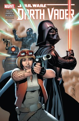 SW Darth Vader Cover 8