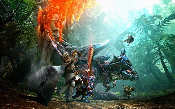 MH Generations Etc image