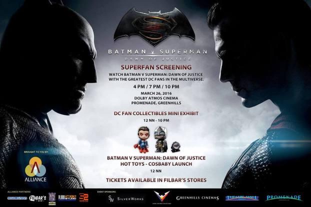 Superfan Screening