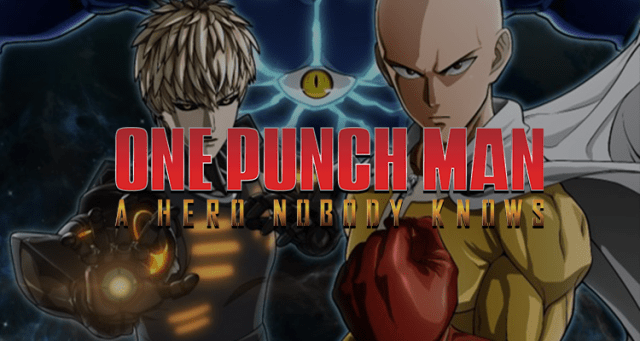 Image result for one punch man a hero nobody knows xbox one