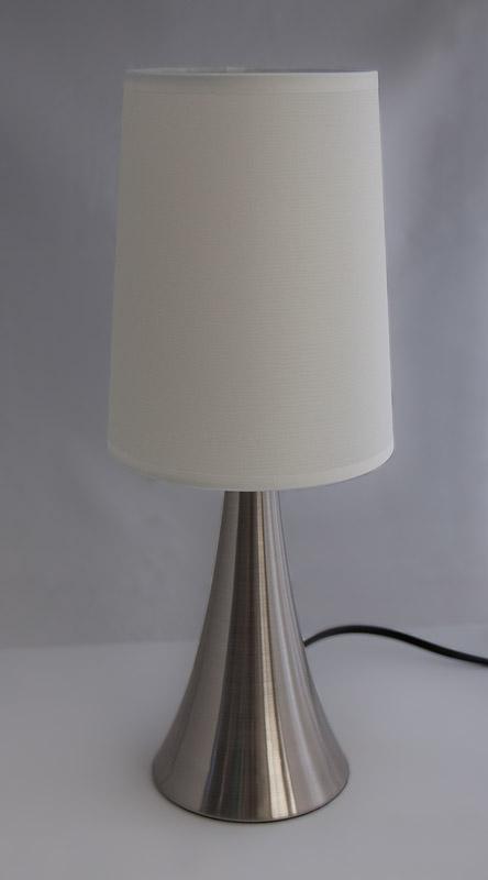 Touch lamp nachtkastje  Verwarming huis mogelijkheden