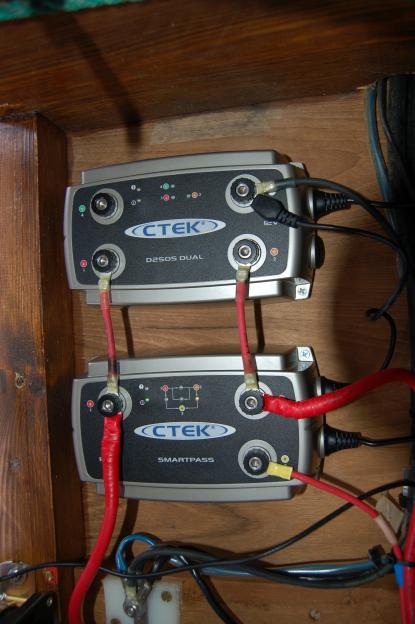 garmin wiring diagram 2007 ford f150 stereo toppladdat med ctek - dagensbåtliv.se