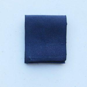 כיסוי דיסקית כחול כהה