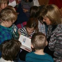 Dagmar Wöhrl, Stiftung Lesen20131115-dagmar-woehrl-bundes-vorlesetag
