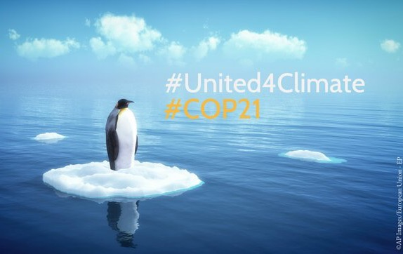 #United4Climate #COP21 Weltklimagipfel