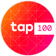 Dagmar Bleasdaleis one of the tap100