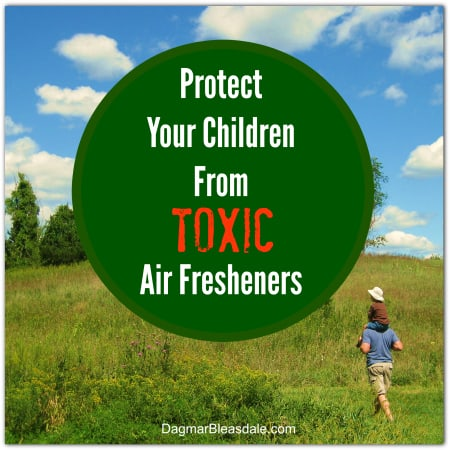 Protect Your Children From Toxic Air Fresheners