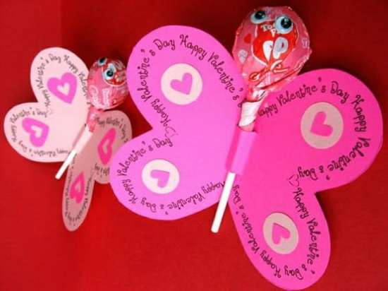easy Valentine's Day cards for kids, DagmarBleasdale.com