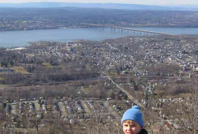 Hiking Mount Beacon
