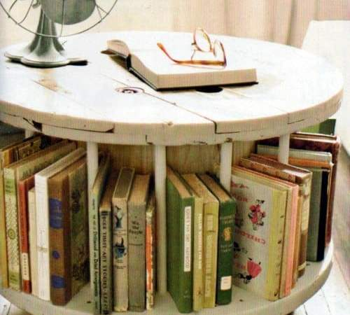 My Dream Home: 14 Clever Ways to Display and Store Books