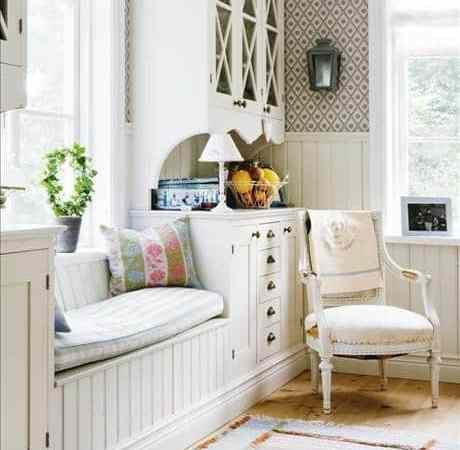 My Dream Home: 10 Cute Window Seat Design Ideas