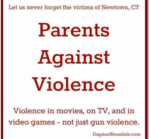 Parents Against Violence, Not Just Gun Violence