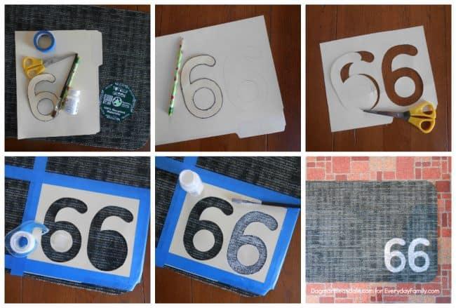 DIY Project: Personalized Doormat