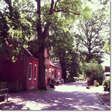 Wordless Wednesday: A Stroll Through Fischerhude
