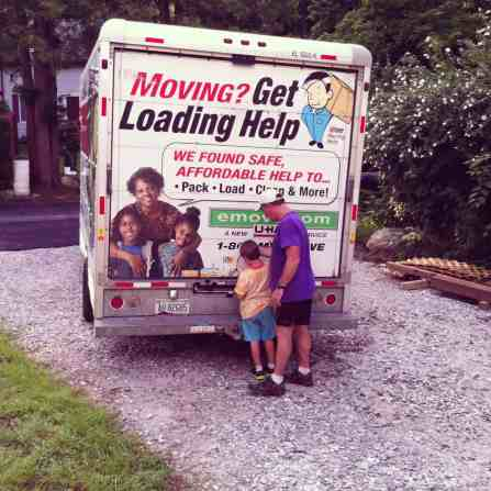 save on moving costs