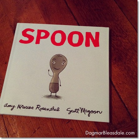 """Spoon"" an adorable kids book."