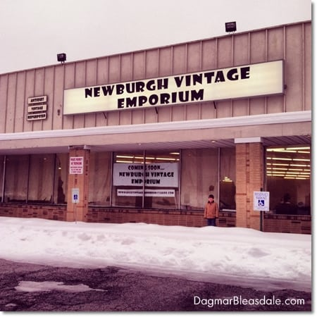 Newburgh Vintage Emporium opening March 1, 2014