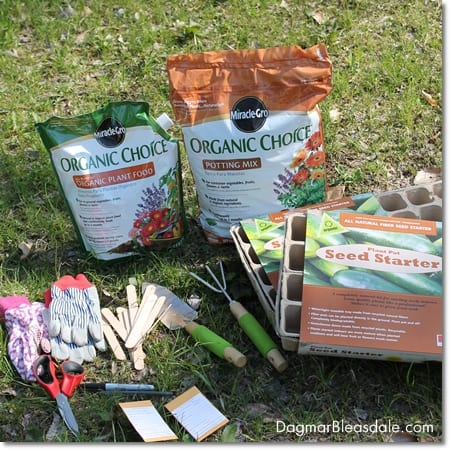 An Update on Our First Organic Garden