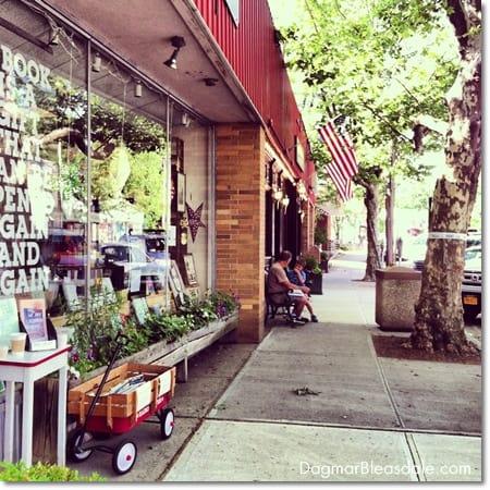 Pleasantville book store